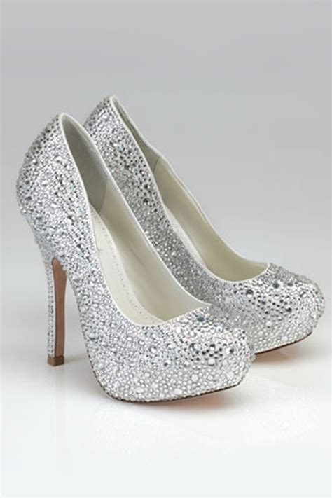 silver sparkly shoes silver sparkly shoes catherines of partick