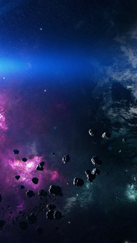 space wallpaper hd iphone 6 plus space asteroids belt purple iphone 6 plus hd wallpaper