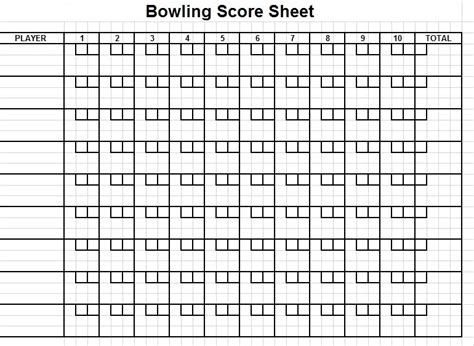 bowling score sheet 11 free sle cricket score sheet templates printable
