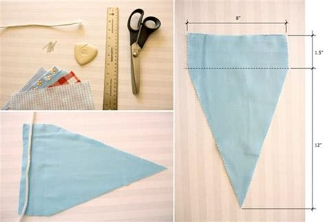 wedding banner diy diy wedding pennant banner once wed