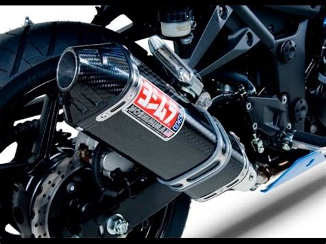Topeng Kawasaki Ninja250 Fi V3 yamaha r15 knalpot yoshimura usa carbon system doovi