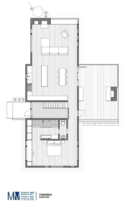 2 Floor House Plans gallery of tinkerbox studio mm architect 11