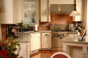 Kitchen Brick Backsplash by 46 Fabulous Country Kitchen Designs Amp Ideas