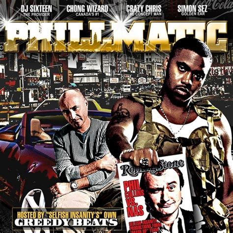 nas you owe me remix nas phil collins phillmatic hosted by dj crazy chris