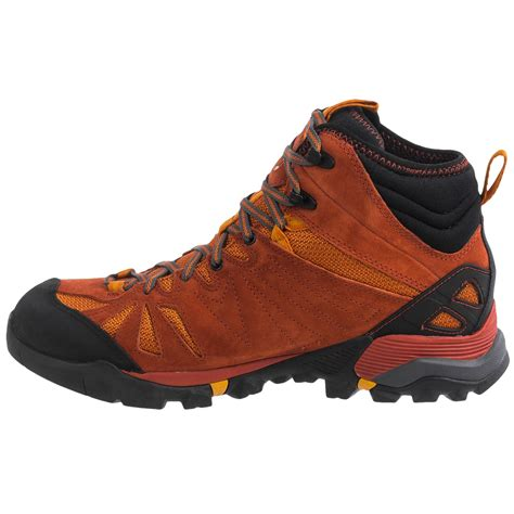 merrell hiking boots merrell capra mid hiking boots for save 52