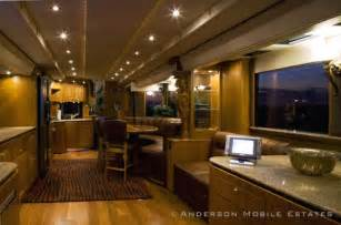 Kitchens For Sale In Ireland by Luxury Living On Wheels 6 Stunning Rvs That Will Make You