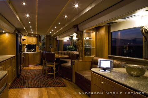 Trailer Homes Interior by Luxury Living On Wheels 6 Stunning Rvs That Will Make You