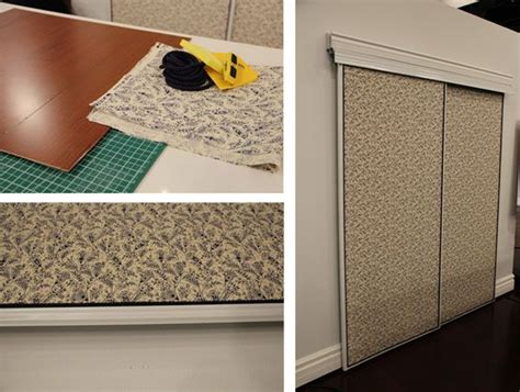 Closet Door Covers pin by alison morris on apartment inspiration