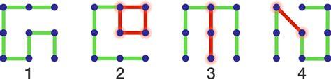 pattern lock system discrete mathematics problem on hamiltonian paths pattern