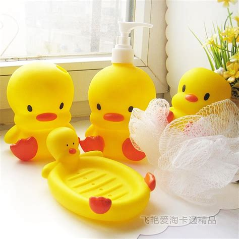 duck bathroom set shop popular duck bathroom sets from china aliexpress