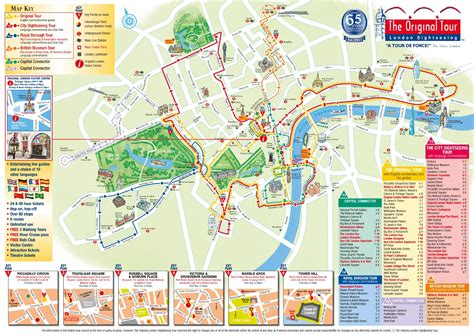 London City Sightseeing Hop-On Hop-Off Bus Tour Tickets ...