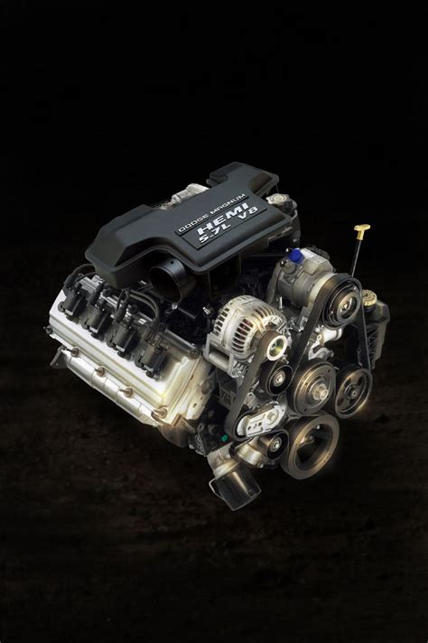 chrysler    hemi engine picture pic image