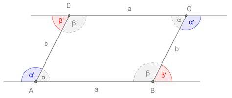 somma angoli interni parallelogramma quadrilateri openprof