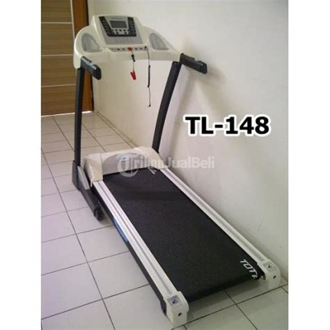 Treadmill Manual Tl 006 home and fitness treadmill manual elektrik tl 148 like by shaga dijual tribun jualbeli