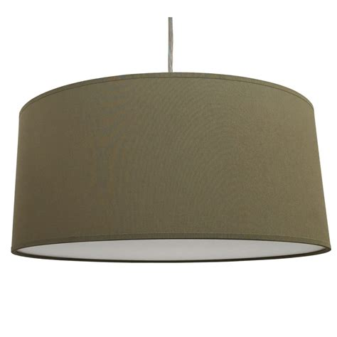Drum Shades For Pendant Lights Drum Pendant Shade Light Bronze Imperial Lighting