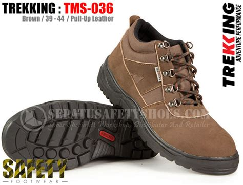 Sepatu Safety Azzura trekking tms 036 toko sepatu safety safety shoes