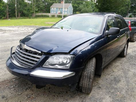 2006 Chrysler Pacifica Parts by 2006 Chrysler Pacifica New Stock Parting Out Today Lots