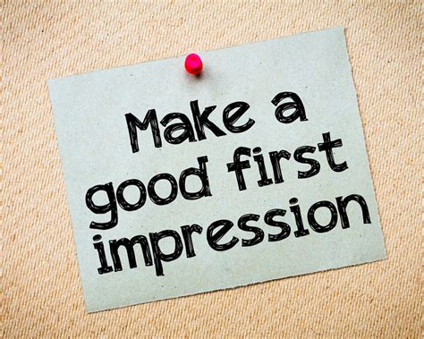 7 Ways To Make A Impression At An by A Impression In Higher Education Marketing