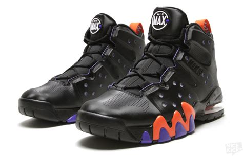 Nike Boots Safety Refflesia Murah nike air max barkley quot black safety orange purple