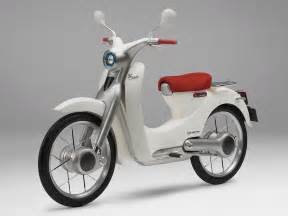 Honda Cube Electric Honda Ev Cub Arrives In 2018 Autoevolution