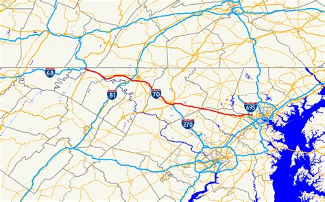 Search State Md Us Interstate 70 In Maryland