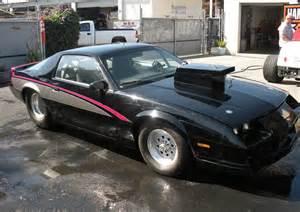 1983 chevrolet camaro custom 2 door coupe 132754