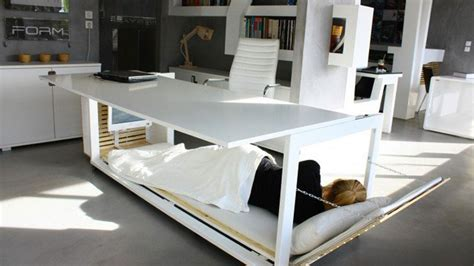 The Bed Desk by Work Desk Bed By Athanasia Leivaditou From Studio Nl