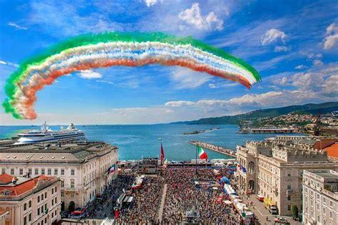 La Di Trieste by Scienza Presentata La Candidatura Di Trieste A Sede Dell