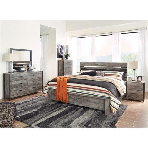 signature design bedroom furniture signature design by cazenfeld king bedroom