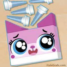 printable unikitty mask the lego movie coloring pages lego face mask coloring