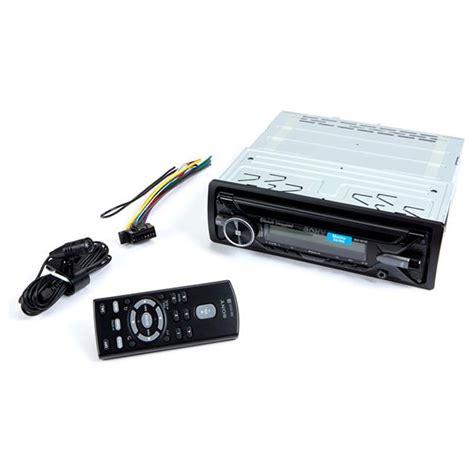 sony boat stereo bluetooth sony mex m71bt single din bluetooth in dash cd am fm