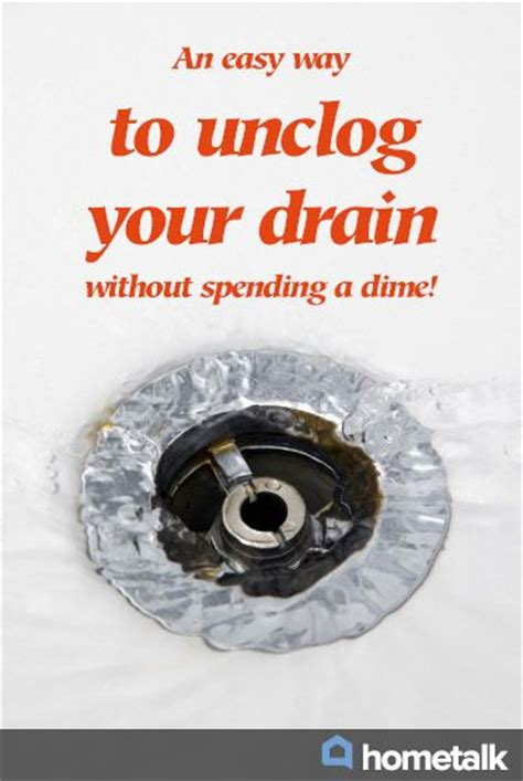 easy way to unclog bathtub drain how to unclog a bathtub drain the easy way the o jays