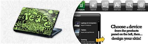 Skin Design Tool laptop amp mobile phone skin designer software tool online