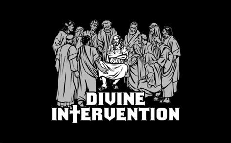 signs of divine intervention in t shirt hell shirts divine intervention