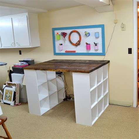 Top Shelf New Bedford by 517 Creations Guest Bedford Project Table Knockoff