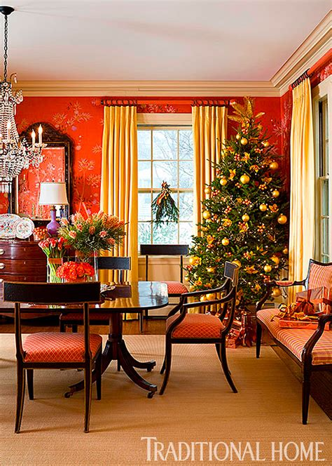 Tree In Dining Room by How To Create An American Style By
