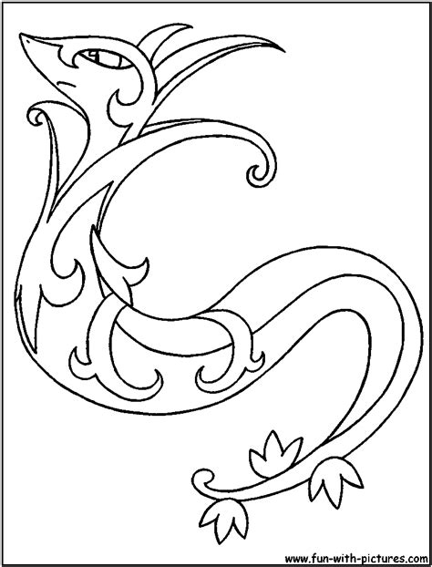 pokemon coloring pages servine pokemon servine coloring pages images pokemon images