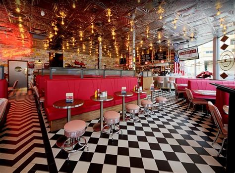 New Design Kaos Ori Rock Cafe Manchester Metallic Logo infamous diner design completed by nochintz hospitality catering news