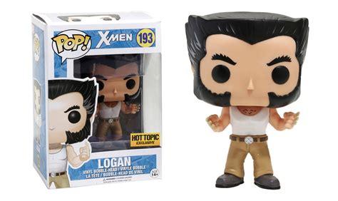 Exclusive Pop Marvel Comics Wolverine Bobble Figure Collecti Wolverine Logan Pop Vinyl Figure Topic Exclusive