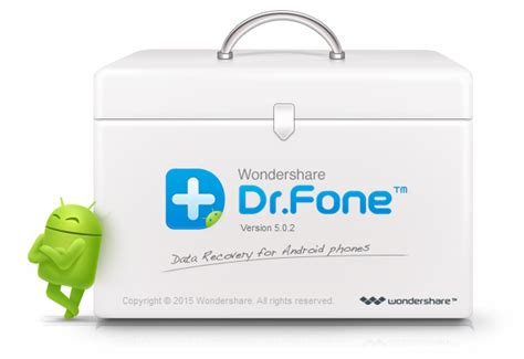 dr fone wondershare dr fone for android v5 1 1 6 incl patch