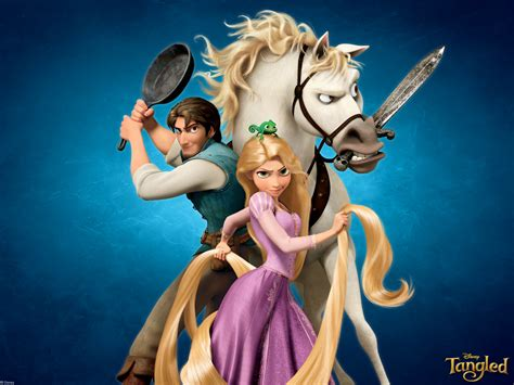 wallpaper cartoon tangled tangled tangled ace wallpaper
