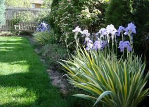Flower Garden Border Ideas Lavender And So Much More Mixed Border Ideas