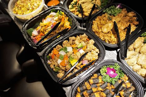 Ordering Via Foodline Singapore Singapore S Biggest Singapore Buffet Catering