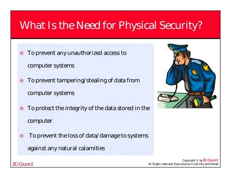 ceh v5 module 17 physical security