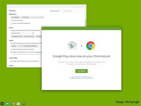 chrome app for android i o 2016 chrome os to get android apps play store support infosmag