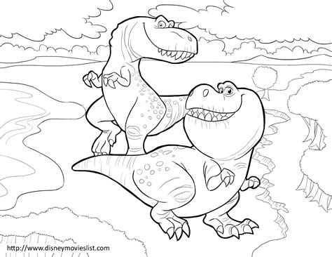 dinosaur coloring pages download the good dinosaur coloring pages sheet free gianfreda net