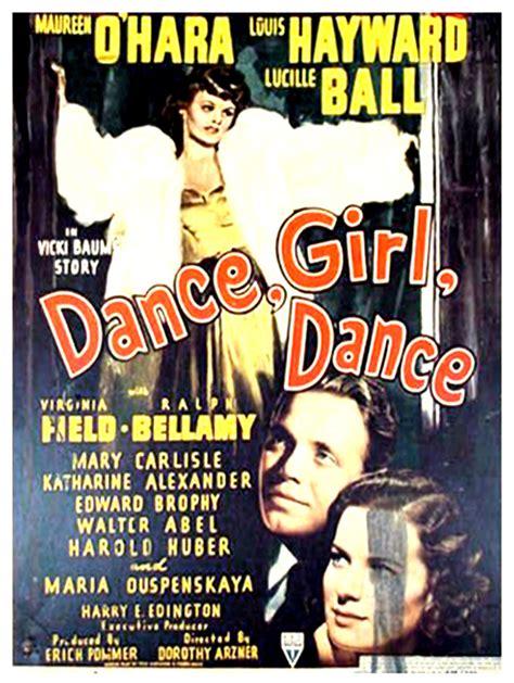 dance girl dance dance girl dance 1940