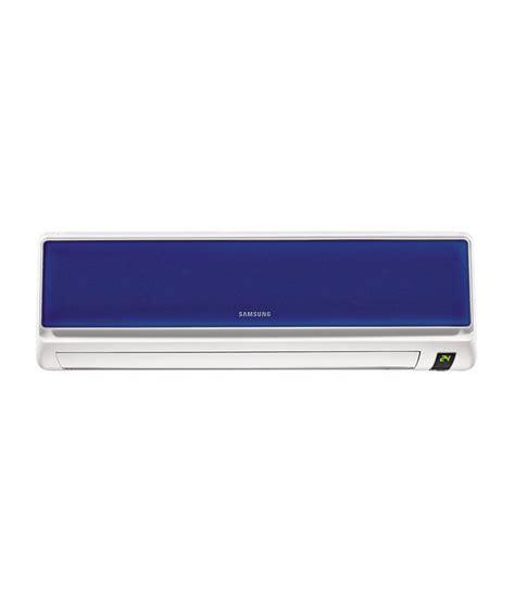 samsung 1 5 ton 5 ar18jc5eslz split air conditioner new blue price in india buy samsung