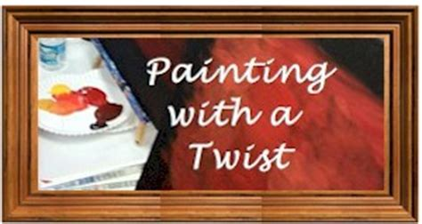 paint with a twist orange park painting with a twist orlando painting class