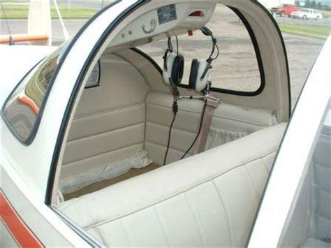 Airtex Interiors by Ercoupe Info Interior Installation 02